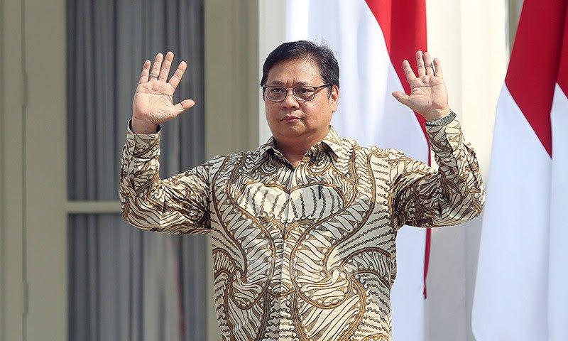 Ketua umum Partai Golongan Karya (Golkar) Airlangga Hartarto (Foto: JPNN)