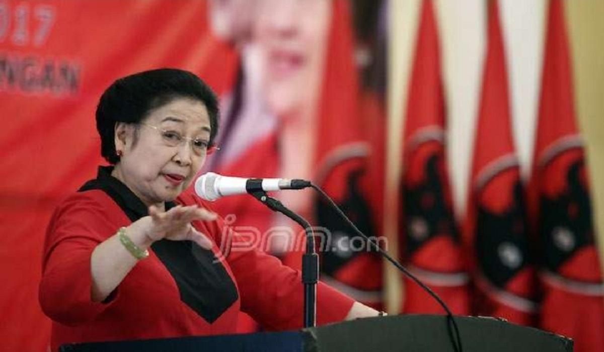 Ketua Umum PDIP Megawati Soekarnoputri (foto: JPNN)