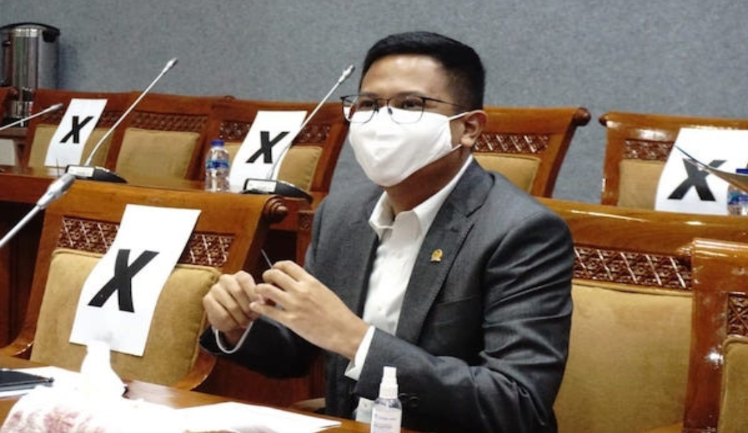 Legislator Partai Demokrat Bramantyo Suwondo. Foto: Humas DPR RI