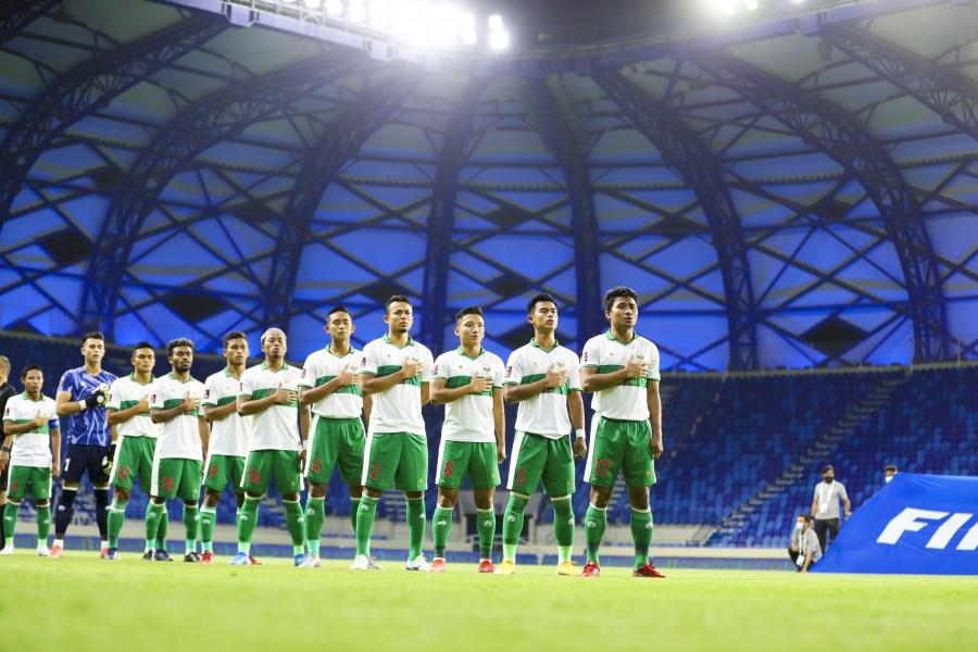 Kabar tidak mengenakkan datang dari Media Vietnam, usai mengabarkan bahwa terdapat tiga pemain Timnas Indonesia yang terpapar covid-19. (foto: PSSI)