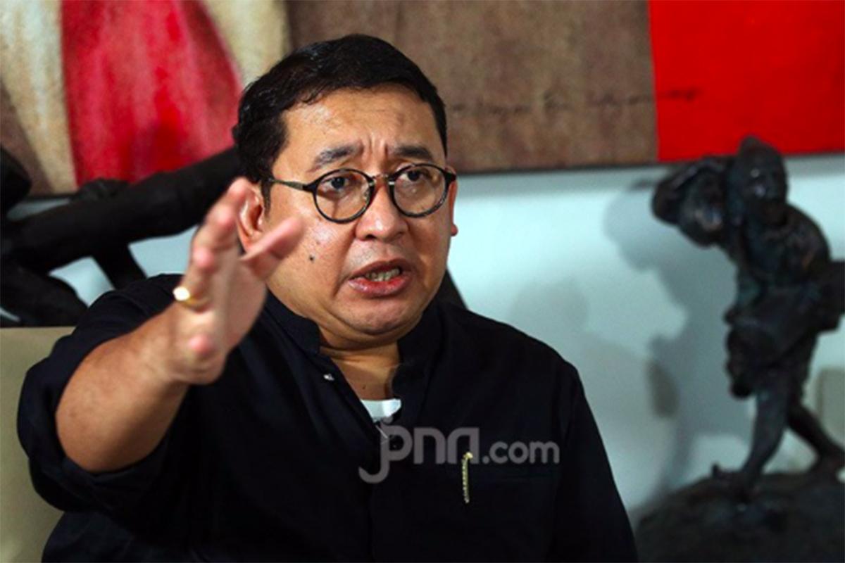 Anggota DPR Diberi Fasilitas Isoman di Hotel, Fadli Zon Bersuara