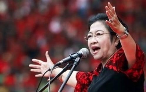 Suara Bergetar Megawati Sungguh Mengejutkan: Ayah Saya...(Foto: Instagram/megawati)