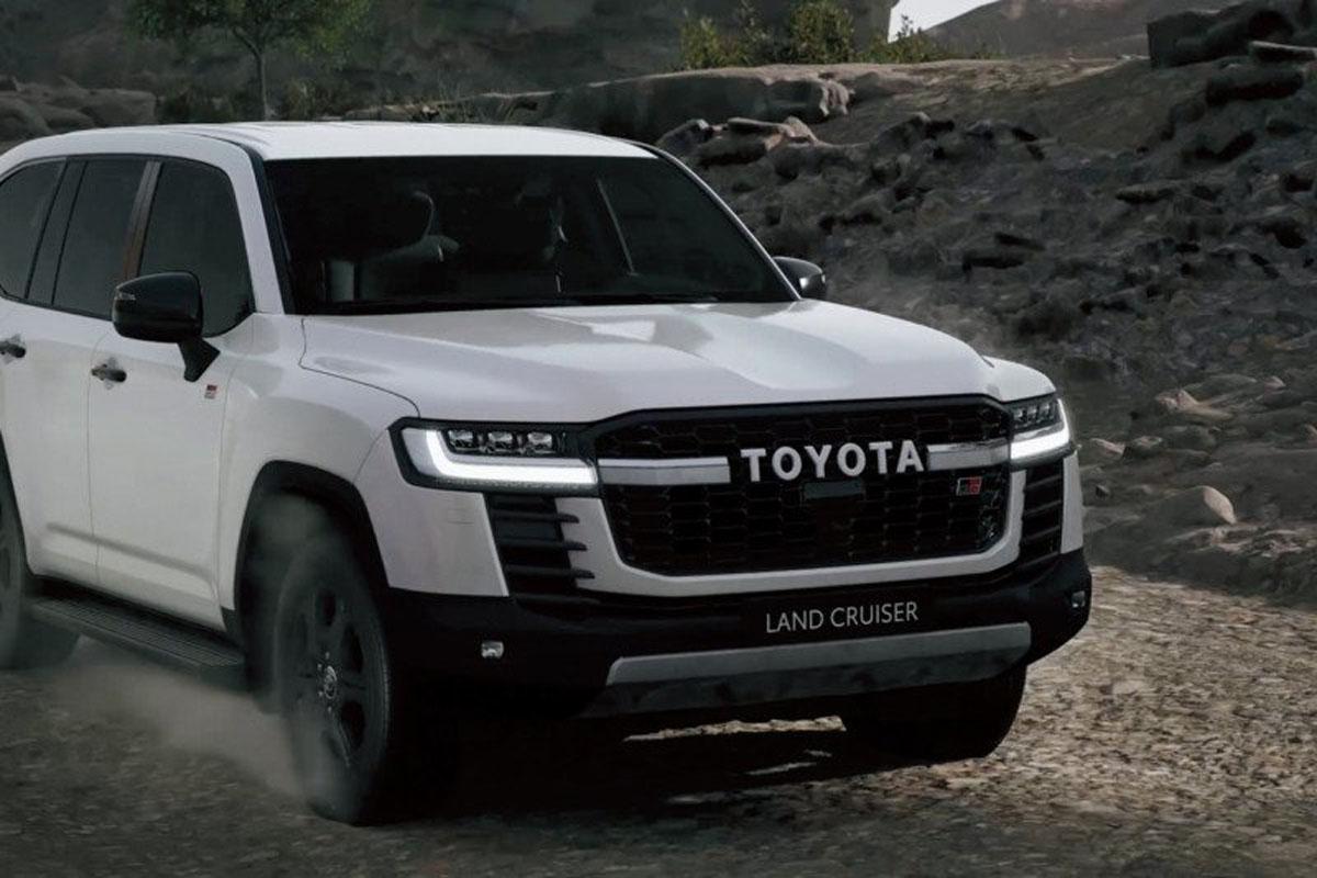 The New Toyota Land Cruiser (ANTARA/Toyota Global)