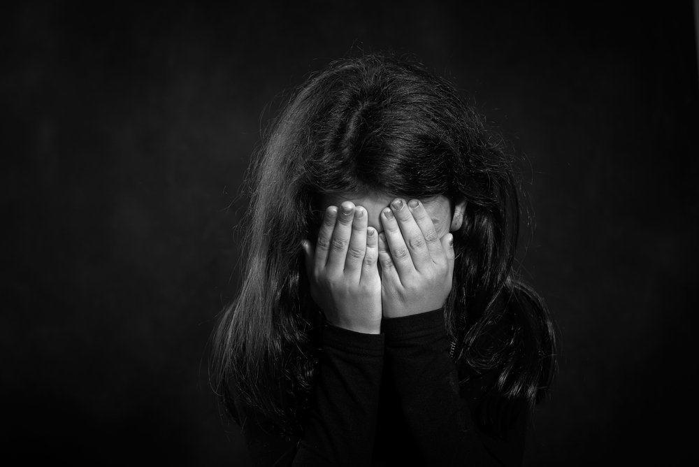 ilustrasi anak menjadi korban pelecehan. foto: shuttestock