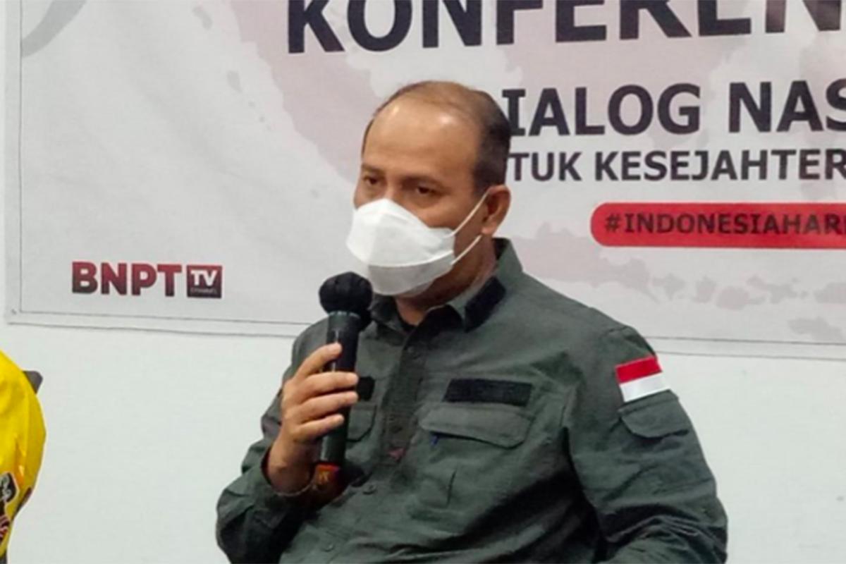 Kepala BNPT Komjen Pol Boy Rafli Amar. Foto: Antara/Evarianus Supar