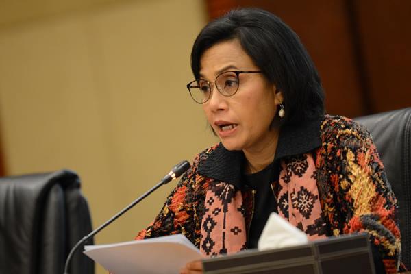 Arief Poyuono Seret Sri Mulyani: Jangan Menakut-nakuti