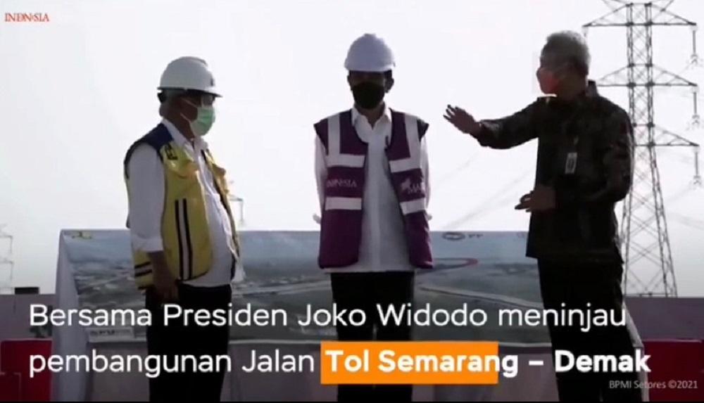 Sinyal Jokowi Kian Keras, Pilih Ganjar Pranowo Ketimbang Megawati (Foto: Instagram/ganjarpranowo)
