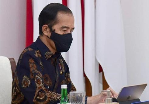 Presiden Jokowi. (Foto: Instagram/jokowi)