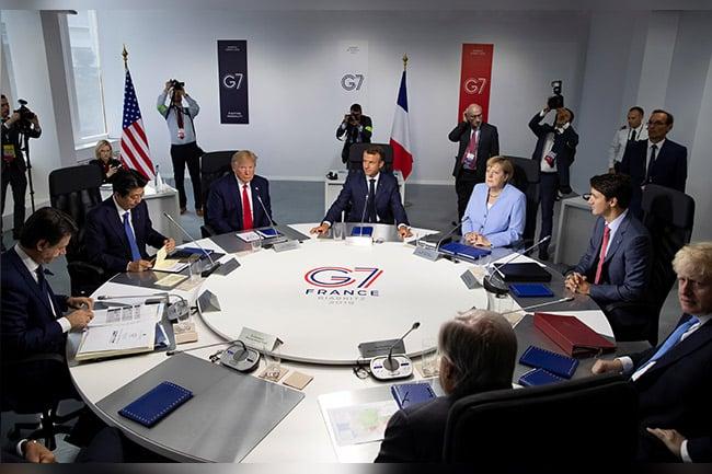 Demi Bersaing dengan China, Pemimpin G7 Bersatu, Siap-siap Saja!