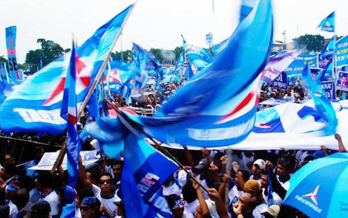 Survei SMRC: Gerindra dan Golkar Bersaing Ketat, Demokrat Melejit (Foto: JPNN.com/GenPI.co)