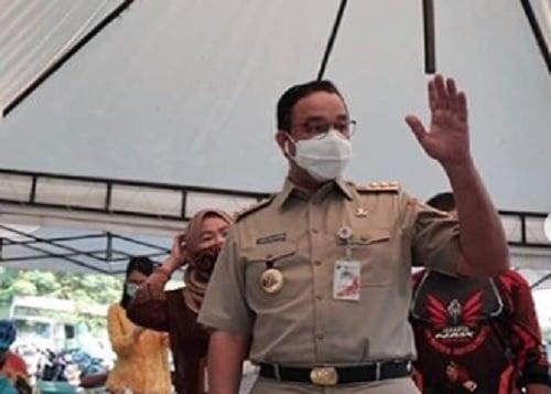 Akademisi: Berani Tolak Reklamasi, Anies Baswedan Dalam Bahaya...(Foto: Instagram/aniesbaswedan)