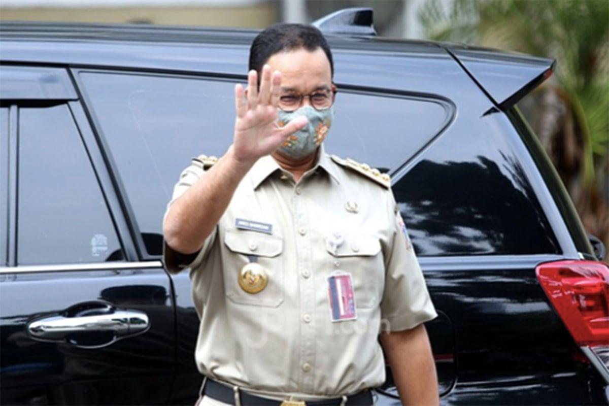Gubernur DKI Anies Baswedan. Foto: Ricardo/JPNN.com/GenPI.co