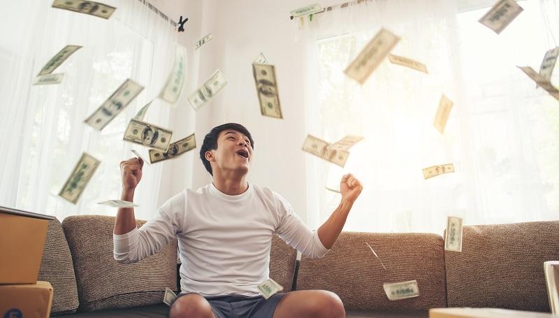 Ilustrasi: Uang melimpah di bulan ini (foto: freepik)