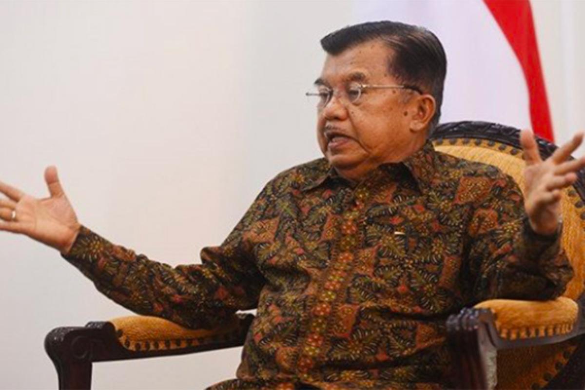 Jusuf Kalla. Foto: Antara