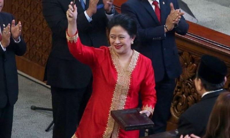 Ketua DPR RI Puan Maharani (Foto: JPNN)