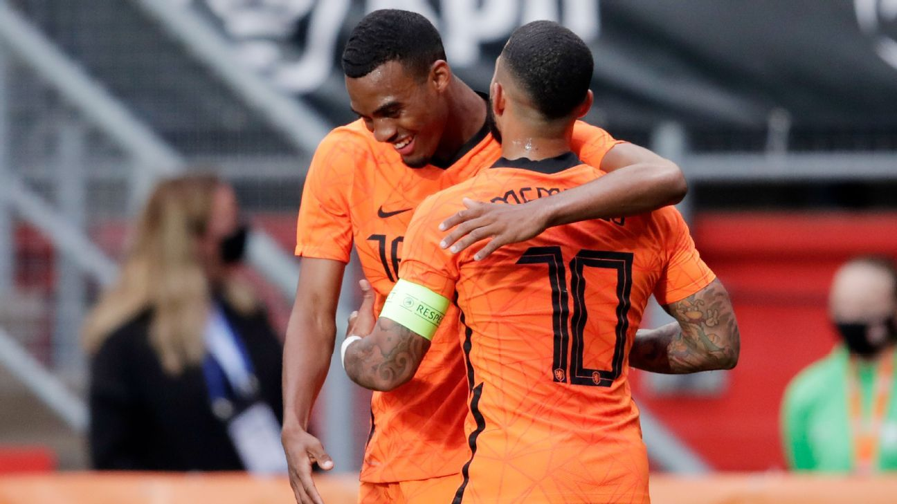 Link Live Streaming Piala Eropa 2020 Belanda vs Ukraina: Perdana