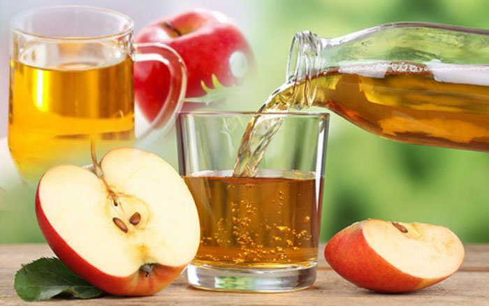Cuka Apel. Foto: Khasiat herbal