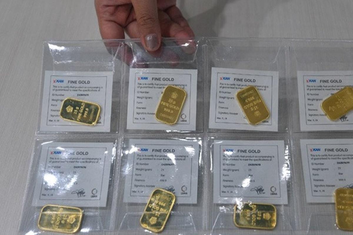 Pagi Ladies! Indahnya Dunia, Harga Emas Antam Naik Rp 9.000/Gram