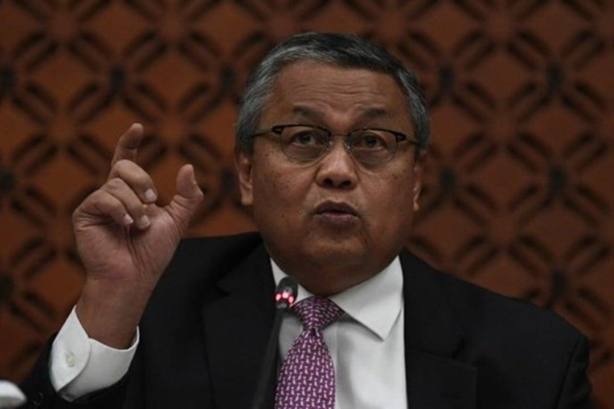 Gubernur Bank Indonesia Perry Warjiyo (foto: Puspa Perwitasari/Antara)