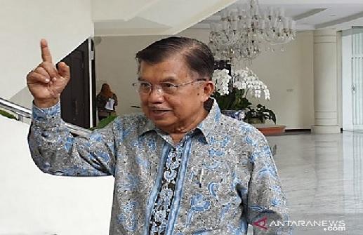 Kekuatan di Balik Anies Baswedan, Pengamat: JK Akan Mati-matian..- Jusuf Kalla (JK) (Foto: Antara)
