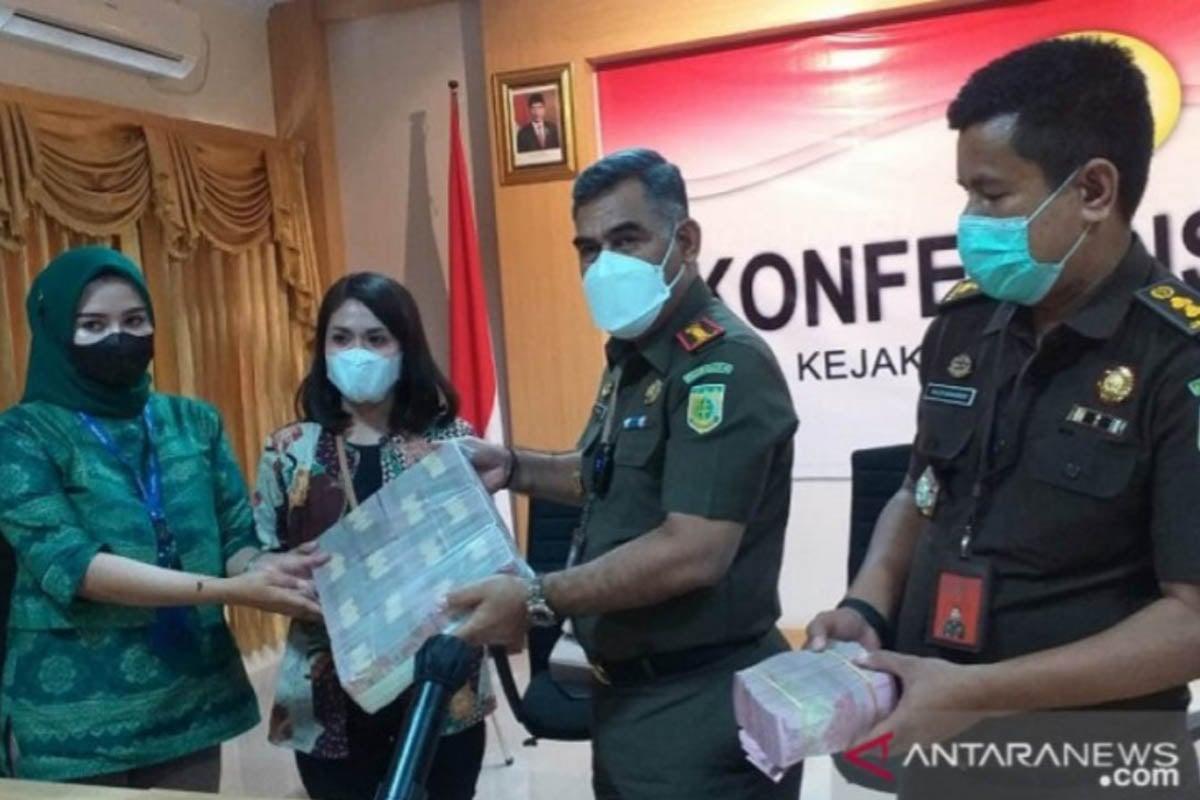 Dana Nasabah Bank BNI Digelapkan, Uang Rp2,69 Miliar Disita