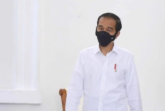 Pakar: Jokowi Cari Posisi Aman, Sisa Kekuatannya Ternyata...(Foto: Instagram/jokowi)