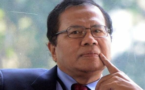Suara Lantang Rizal Ramli Telak, Serukan Ganti Presiden Jokowi