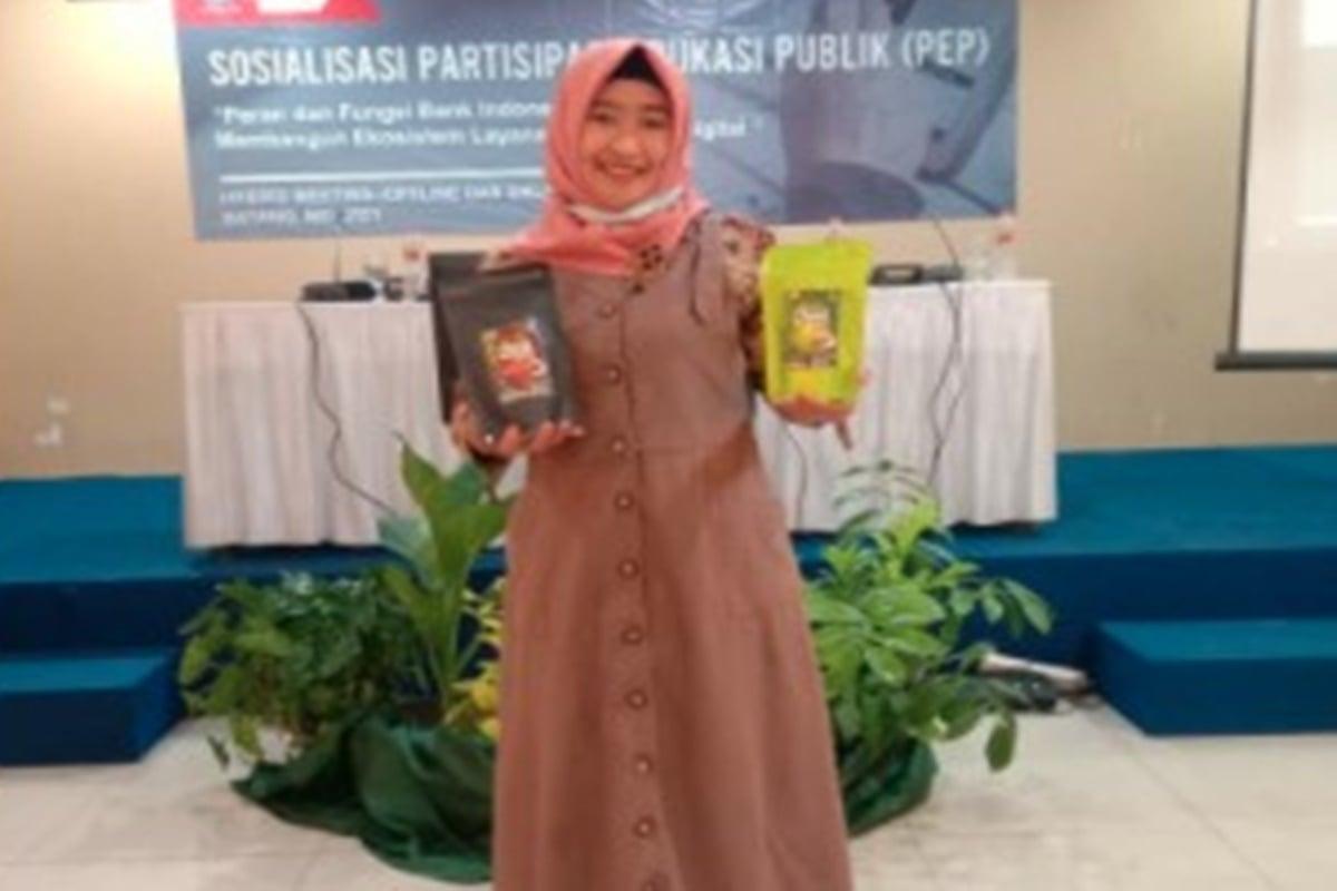 Rina Haryati, Owner Sangan Simbah (foto: Dok. Rina)