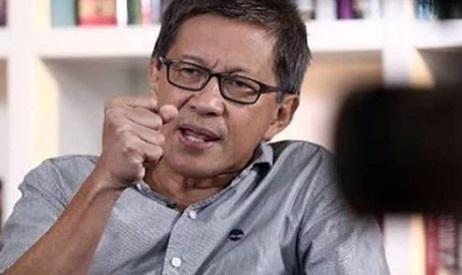 Rocky Gerung: Indonesia Sudah Masuk Jebakan Pandemi