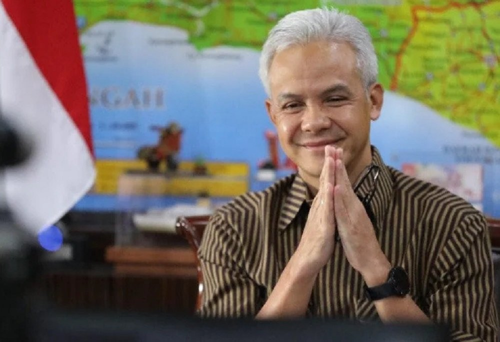 Direktur Voxpol Blak-blakan: Sukarelawan Jokowi Dukung Ganjar (Foto: Antara/Pemprov Jateng)