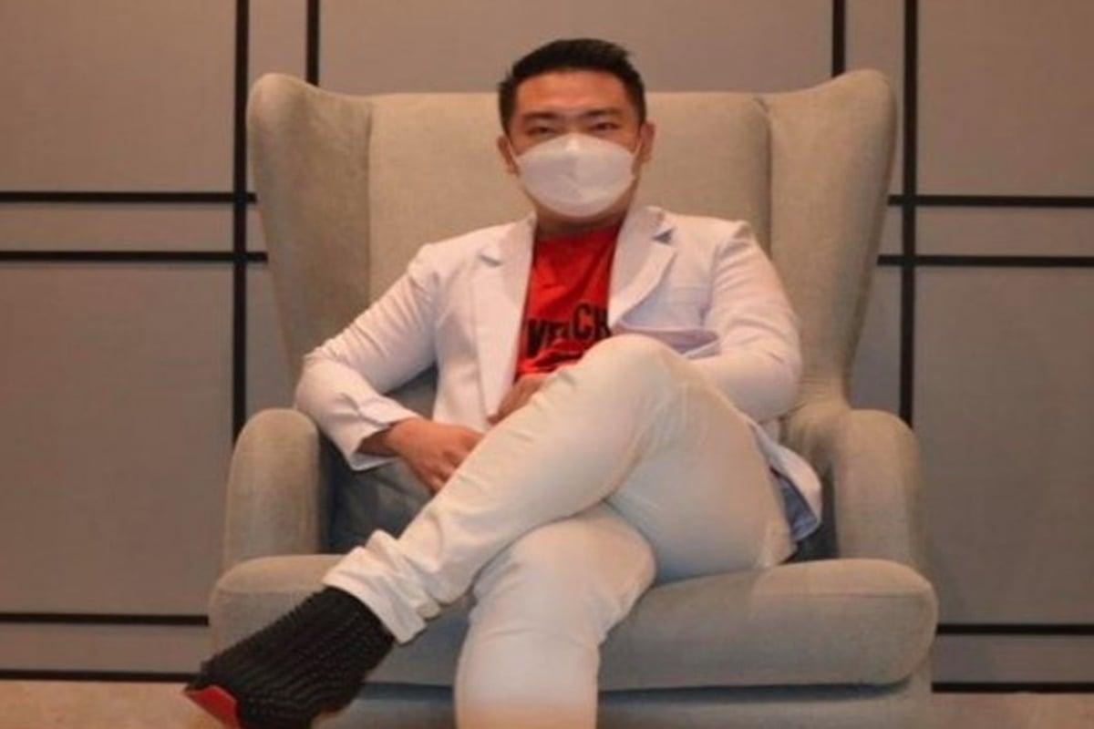 Dokter muda kelahiran Surabaya, dr. Michael Lawanto (foto: Antara Jatim/HO/WI)