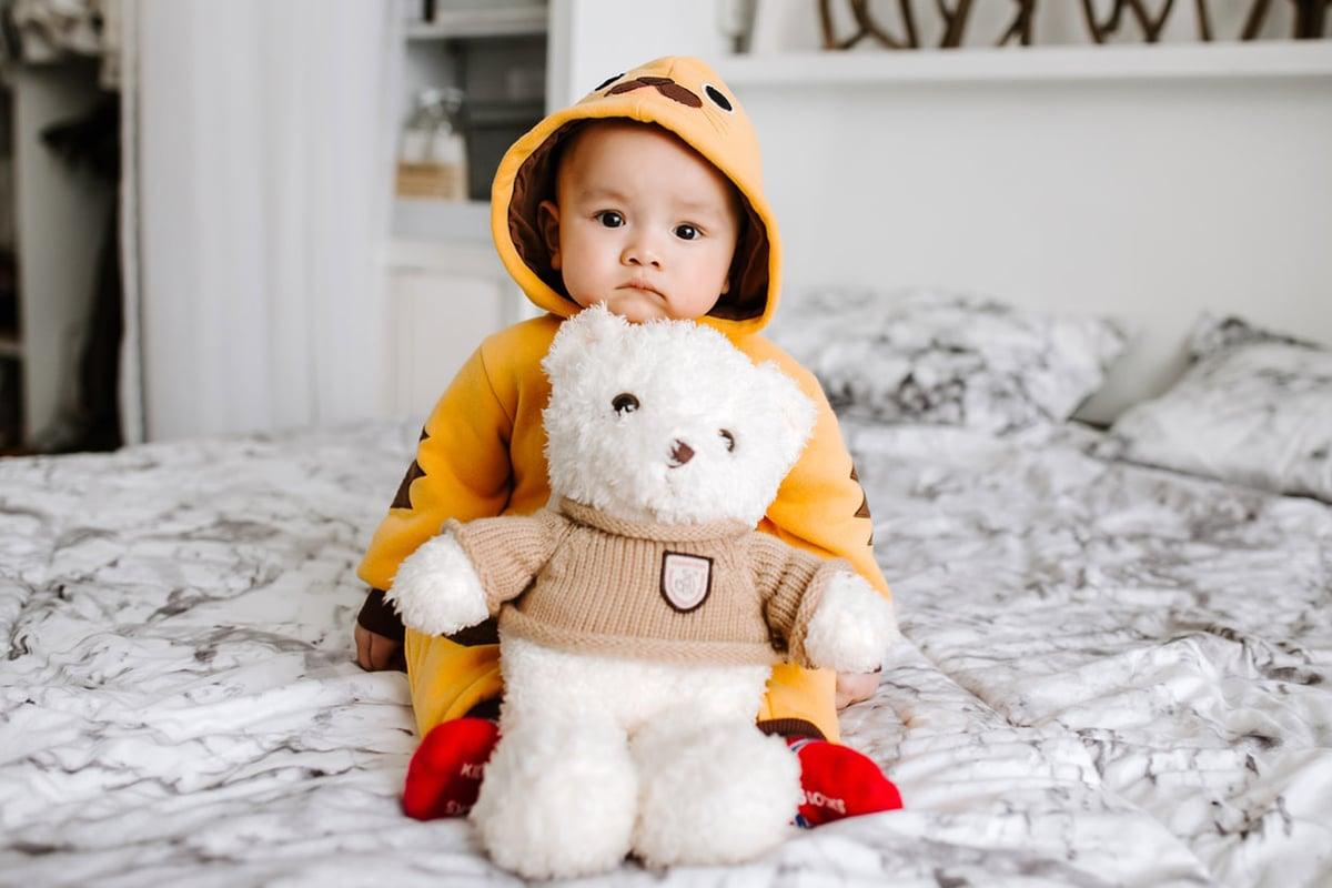 Ilustrasi bayi laki-laki. Foto: Unsplash