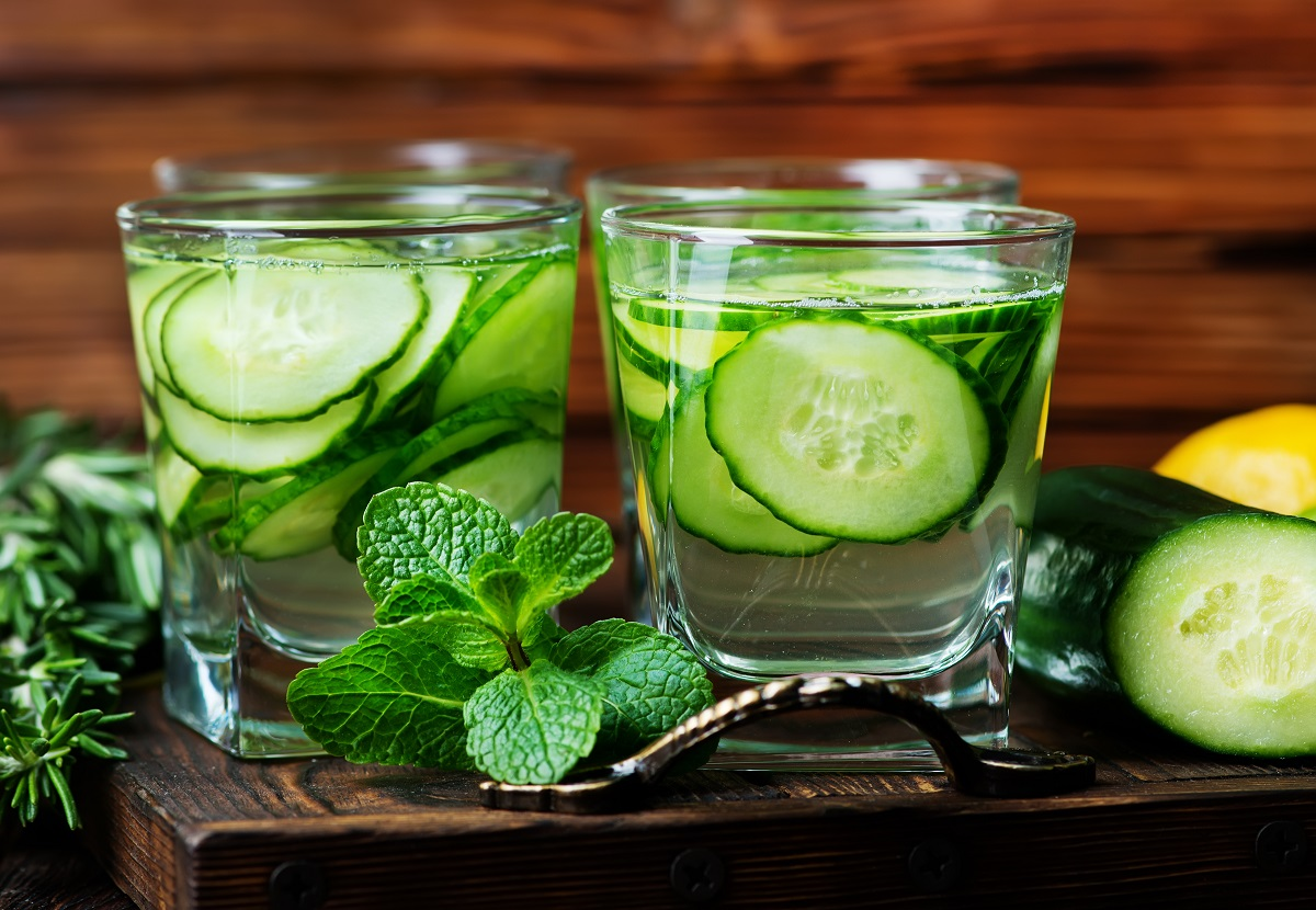 Rutin Minum Air Mentimun Campur Jeruk Nipis, Manfaatnya Dahsyat