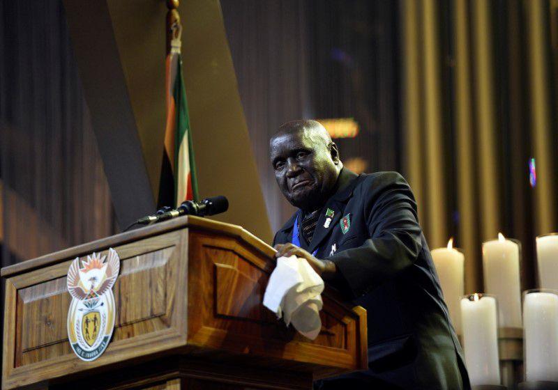 Kenneth Kaunda. Foto Andersen/Reuters.