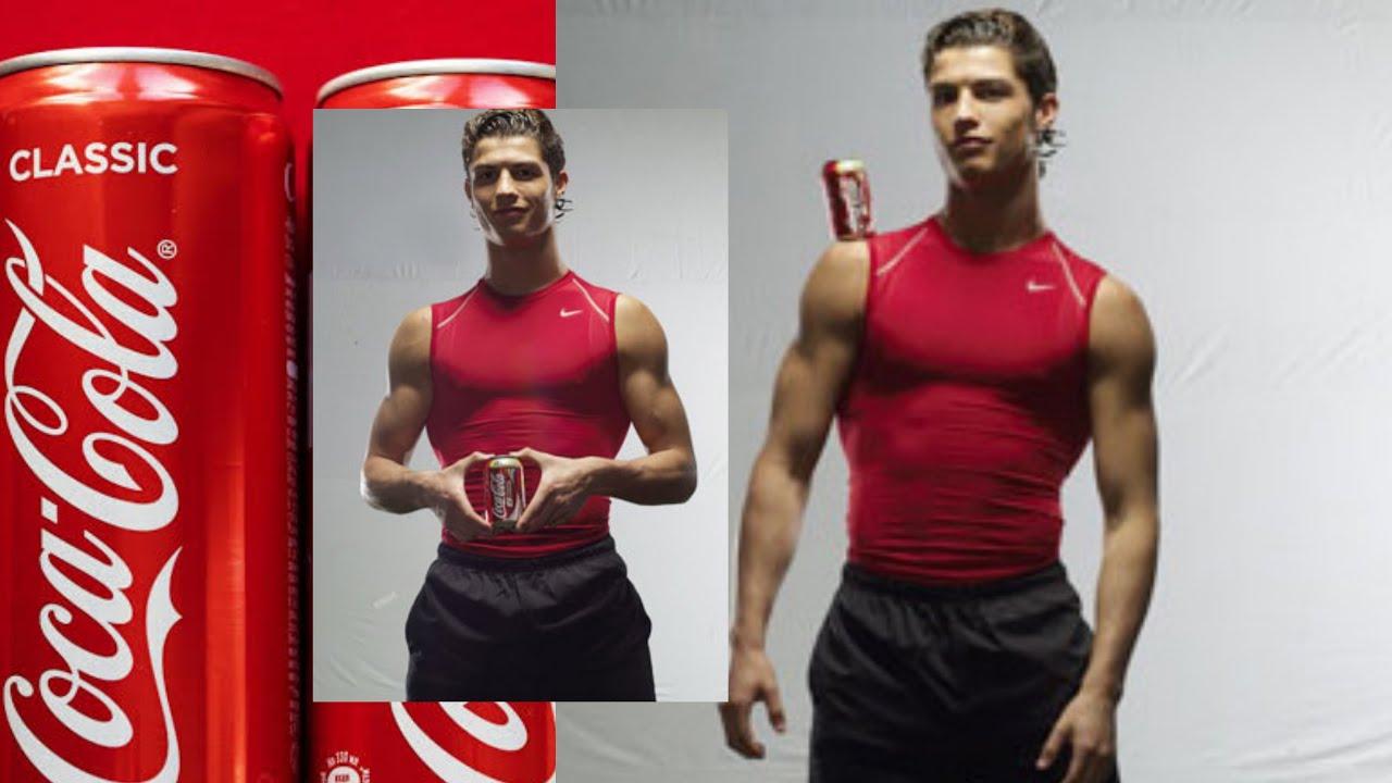 Munafik, Ronaldo Pernah Jadi Bintang Iklan Coca Cola