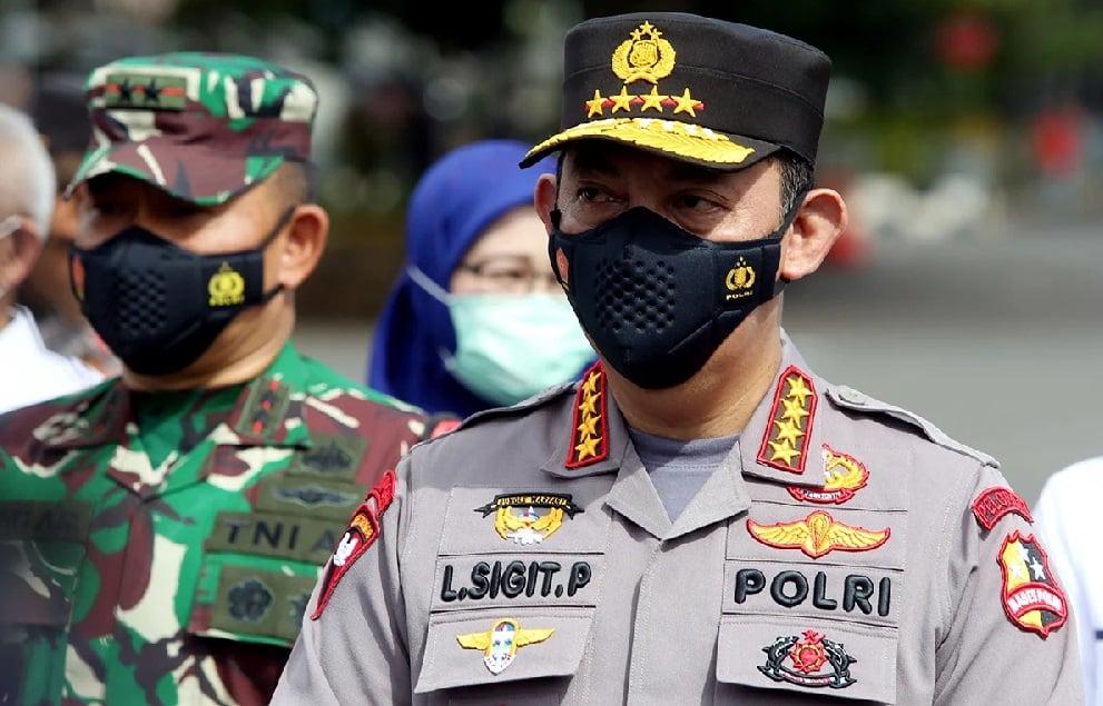 Gebrakan Kapolri Listyo Sigit di Kasus FPI, Mengejutkan