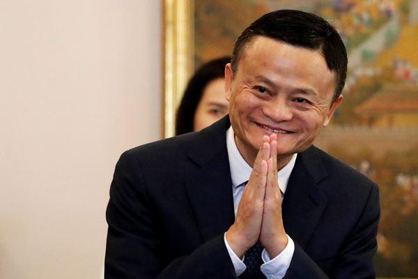 Pendiri Alibaba dan Ant Group, Jack Ma. Foto: Reuters