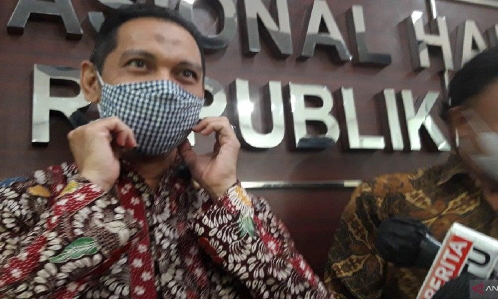 Pimpinan Komisi Pemberantasan Korupsi (KPK) Nurul Ghufron. FOTO: Antara