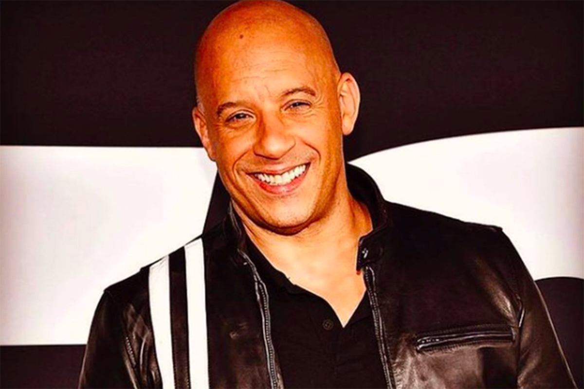 Vin Diesel, aktor Fast & Furious 9. Foto: Instagram @vindiesel