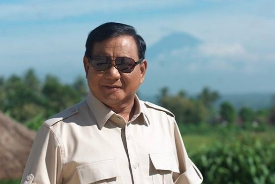 Prabowo Subianto (Foto: Instagram/prabowo)