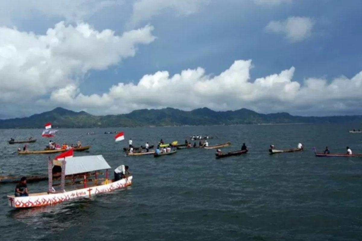 Danau Tondano Bakal Dipercantik, Kemenhub Diminta Fasilitasi