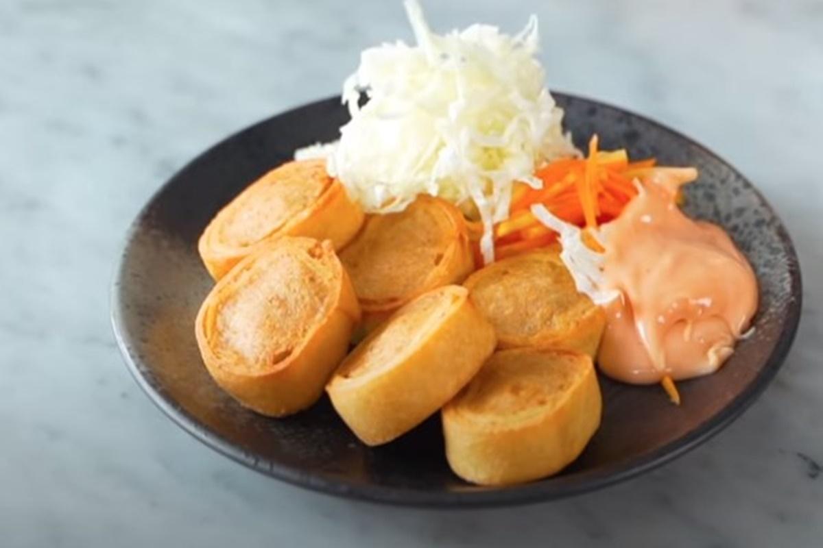 Egg roll (foto: SC YouTUbe