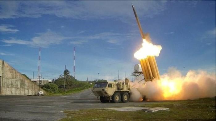 Ilustrasi - Senjata rudal Korea Selatan. Foto: Reuters.