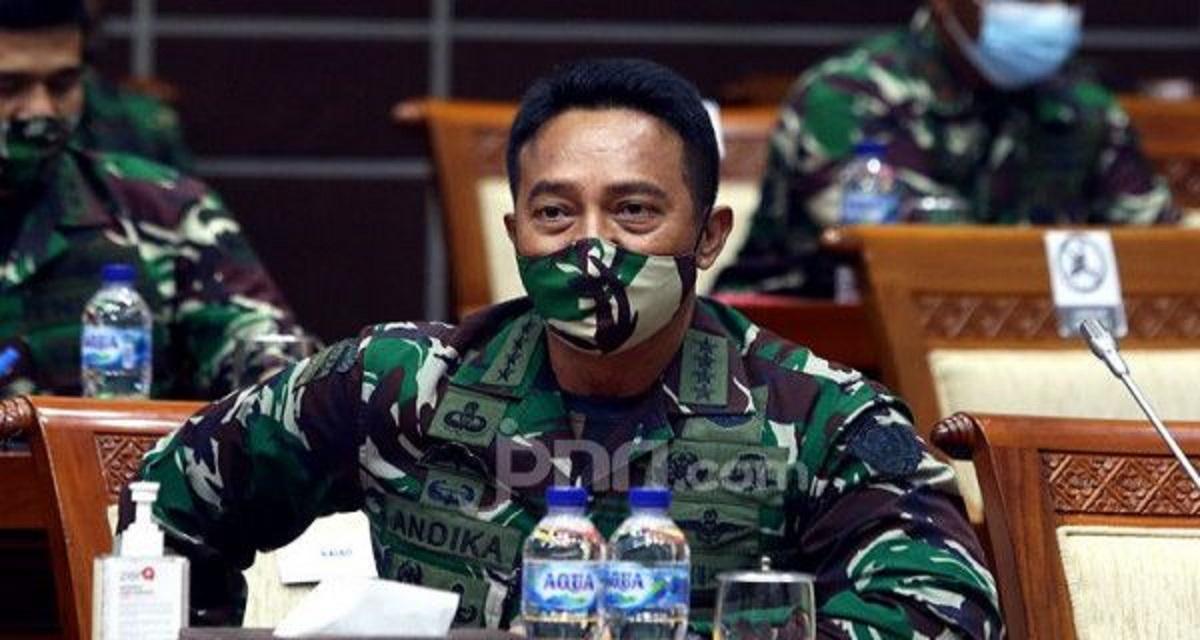 Mendadak KASAD Jenderal Andika Disebut KPK, Beri Peringatan Ini..