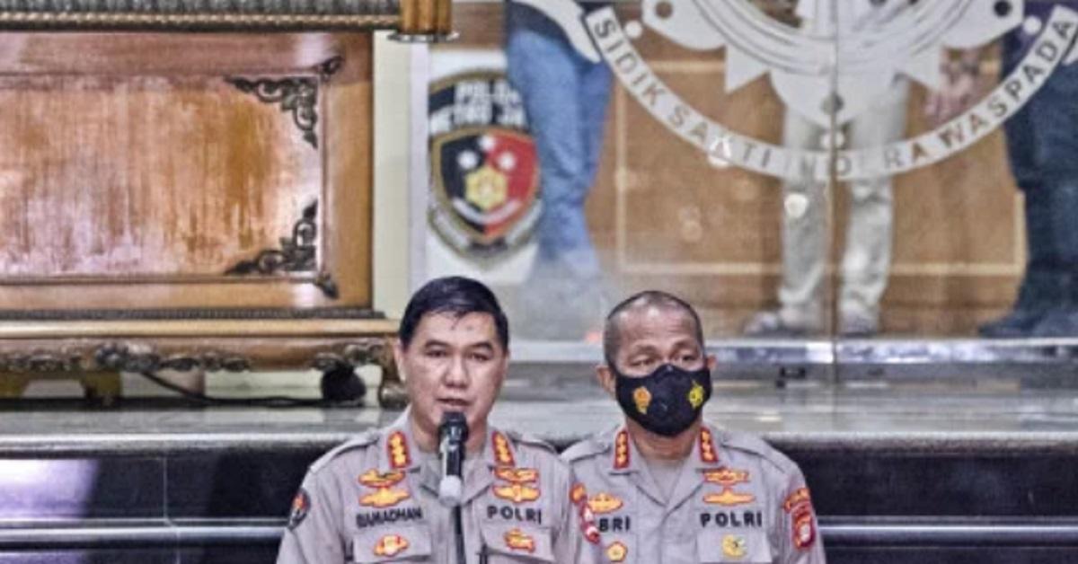 Kasus bupati Alor berujung dipolisikan, Mabes Beri respons begini (Foto: Antara/M Risyal Hidayat)