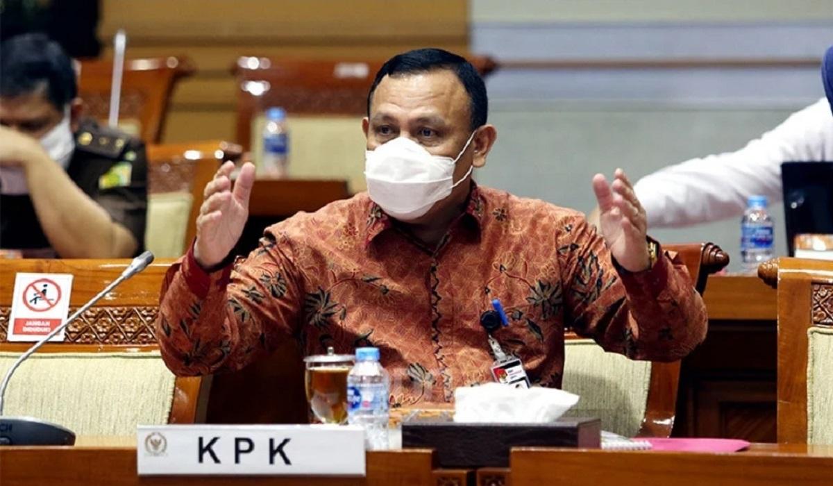 Ketua KPK Firli Bahuri (foto: JPNN)