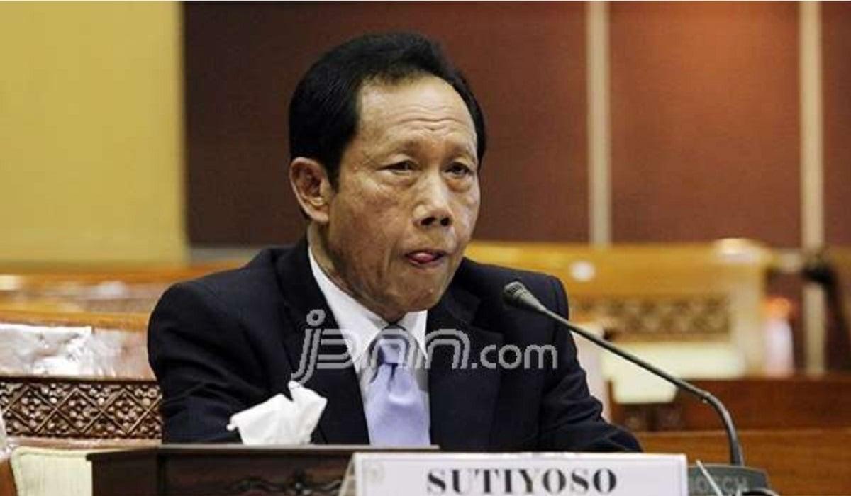 Gabung NasDem, Sutiyoso Mau Menteri atau Konvensi Capres Nih