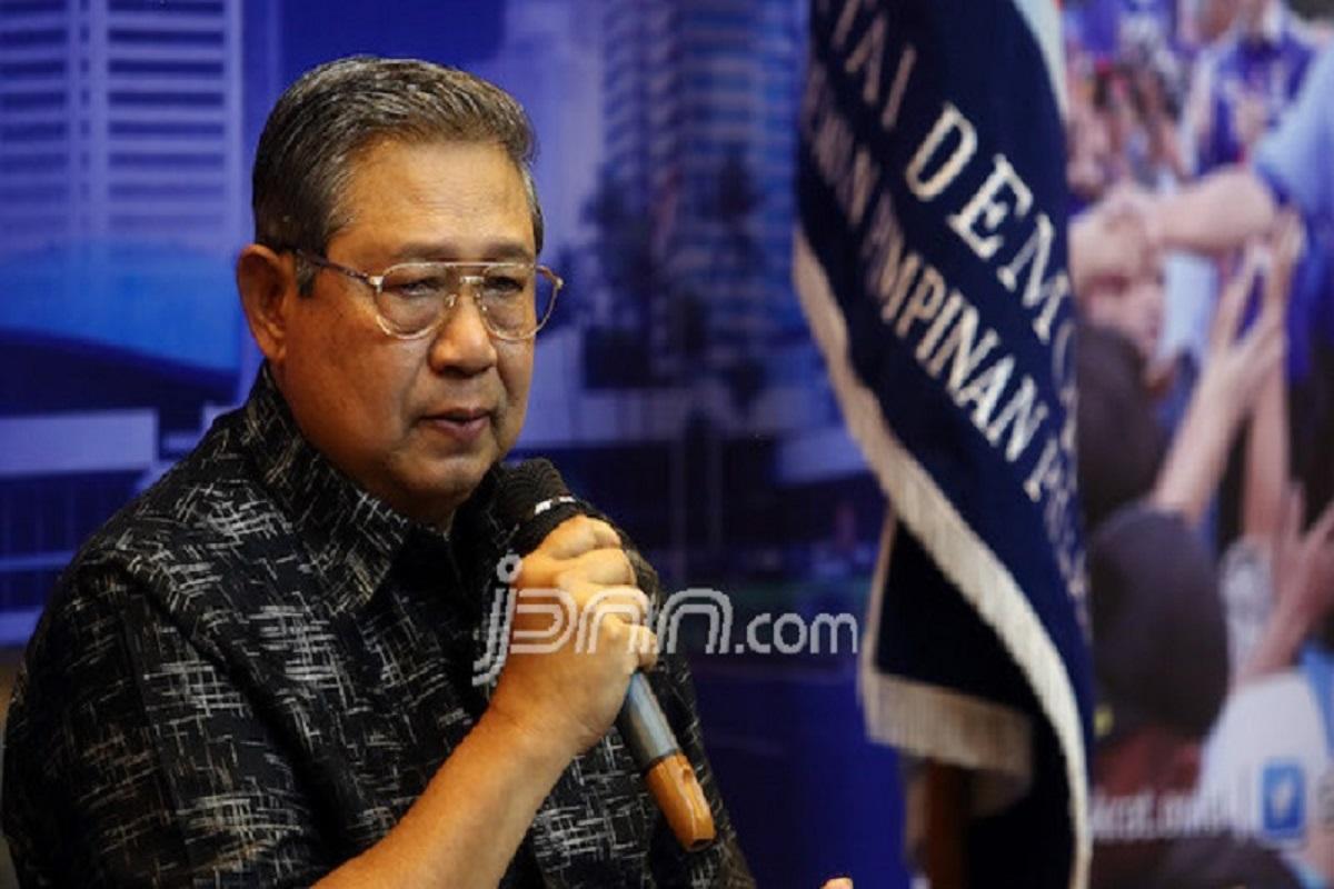 Mantan Presiden Susilo Bambang Yudhoyono (foto: JPNN)