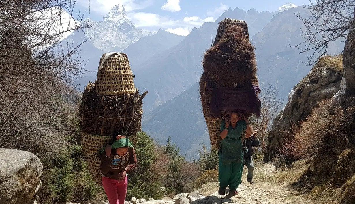 Corona Makin Menggila, Warga Desa di Gunung Everest Ketakutan