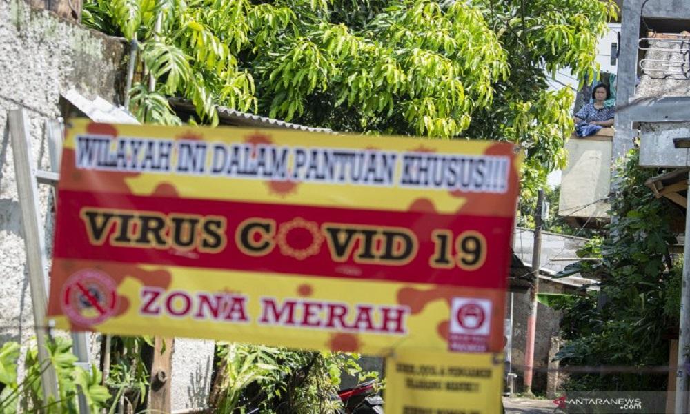 82 RW di Jakarta Masuk Zona Merah, Semoga Corona Cepat Berlalu